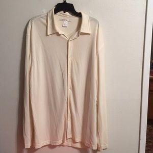 Perry Ellis designer shirt NWOT size XL